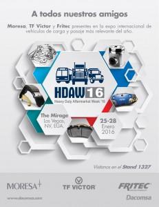 invitacion dacomsa HDAW 2015