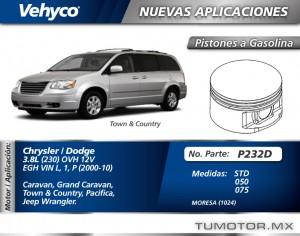 vehyco-P232D
